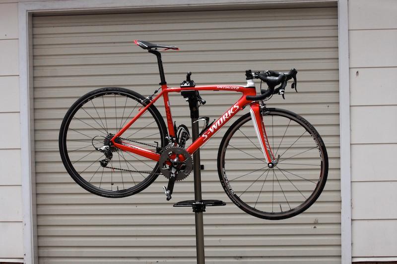 Gran Fondo Tips: Cycling mechanic photo